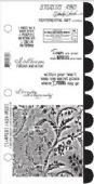 Studio 490 - Sentimental Art - Stamp Set - WV-LCS064